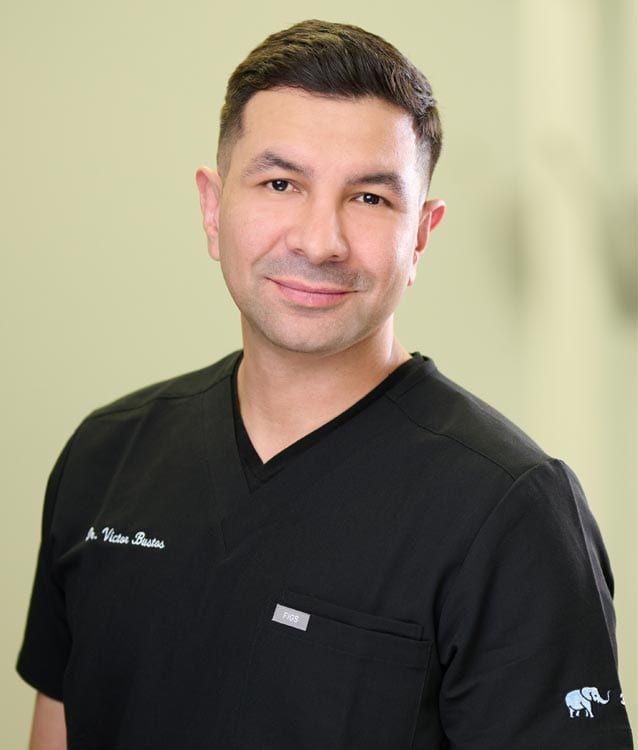 Dr. Victor Bustos, DMD